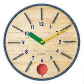 インターフォルム CLOCK 壁掛け時計 Covelo コヴェロ CL-3028BL