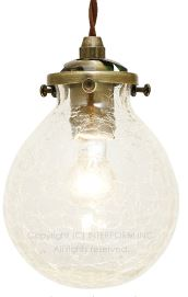 インターフォルム LEDペンダントランプ Marweles マルヴェル LT-9824CL
