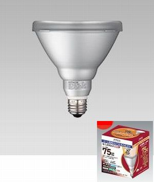 日立 LED電球 ビーム電球形 散光形(広角) (口金E26) 電球色 LDR7L-W/75C
