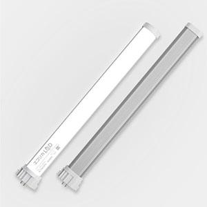 エコリカ LEDコンパクト形蛍光ランプ 白色相当 36形 ECL-FPL36DW
