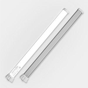 エコリカ LEDコンパクト形蛍光ランプ 白色相当 55形 ECL-FPL55DW