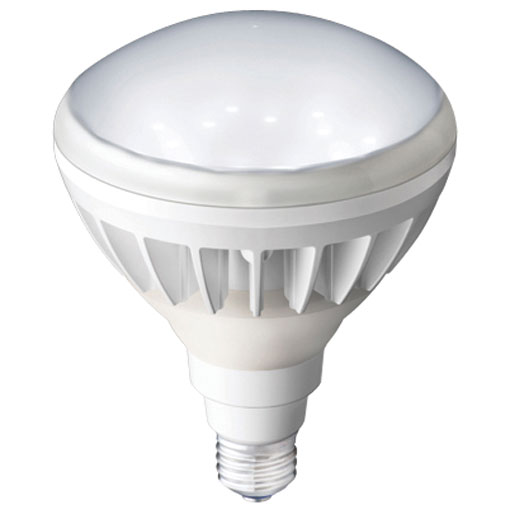 岩崎 LEDアイランプ 11W E26口金 昼白色 白熱電球135W・180W相当 LDR11N-H/W850