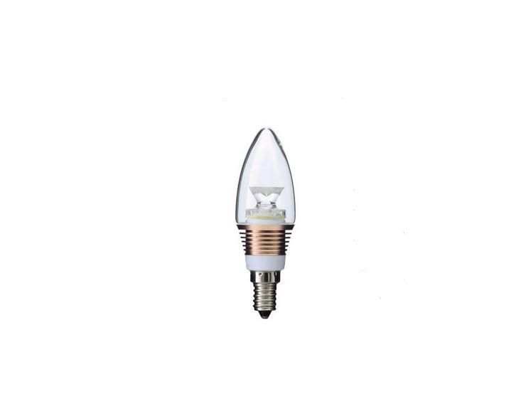 オンリーワン LED電球 影美人 シャンデリア球タイプ 25W相当 広配光型 LDB24-14/6P 6個セット