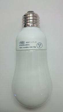 東洋ライテック 電球形蛍光灯 昼白色 E26口金EFA25EN/20TC10P 【10個入】