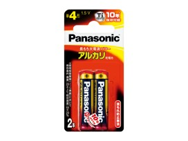 パナソニック LR03XJ/2B 10P 【まとめ買い】パナソニック アルカリ乾電池・単4 20本セット(2本入パック×10) LR03XJ/2B 10P