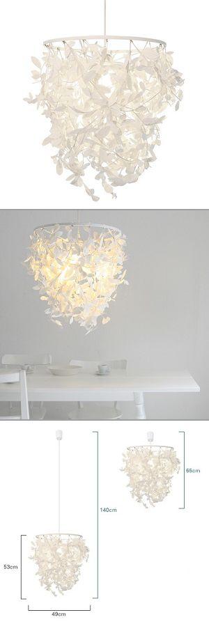 DI CLASSE ペンダントランプ Paper-Foresti (ペーパーフォレスティ) E-26 21W 電球型蛍光灯付 (100Wタイプ 電球色) LP3045WH