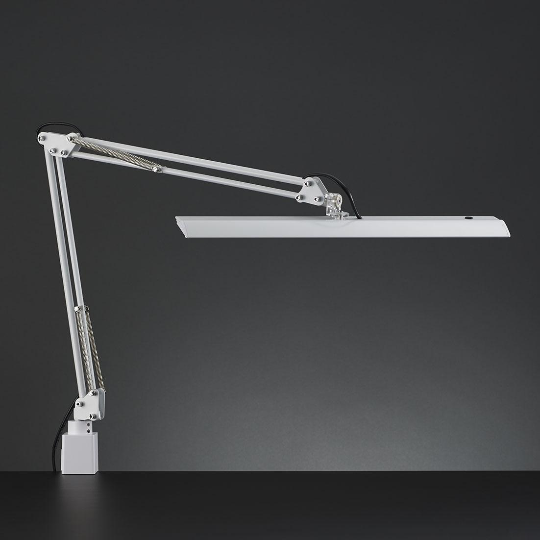 山田照明 Z-LIGHT デスクランプ LEDタイプ Z-10NW(ホワイト)