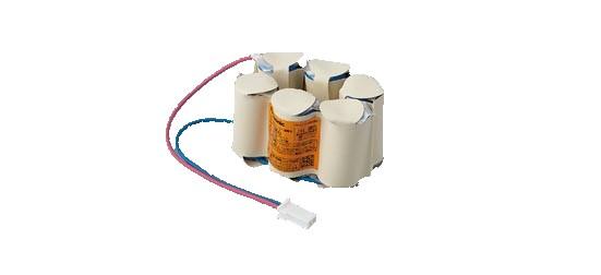 パナソニック 交換電池 FK866 (FK678 相当品)