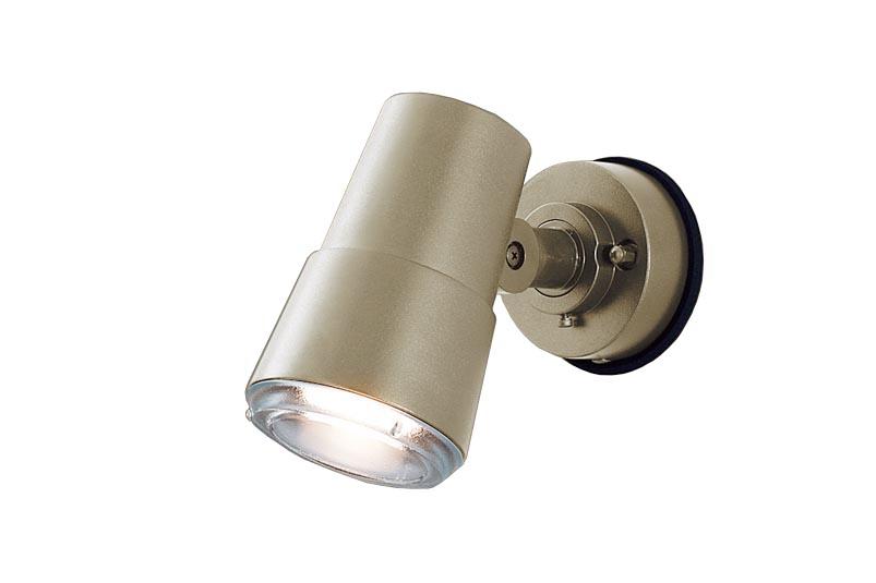 パナソニック エクステリア LEDスポットライト LED一般電球タイプ4.7W1灯(E26) 防雨型 ネジ込み方式 50形電球1灯相当 LSEW6001YK (100V)