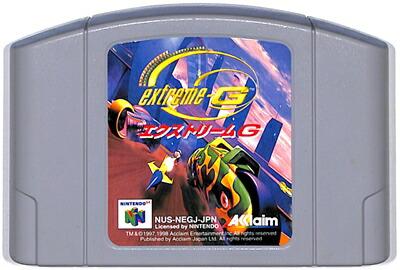 N64 エエクストリームG 2020春夏新作 ソフトのみ ソフト 中古 オンラインショッピング 64