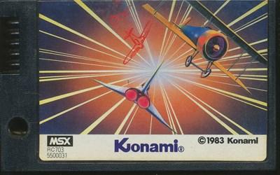 MSX タイムパイロット 人気 中古 ソフトのみ 特価品コーナー☆
