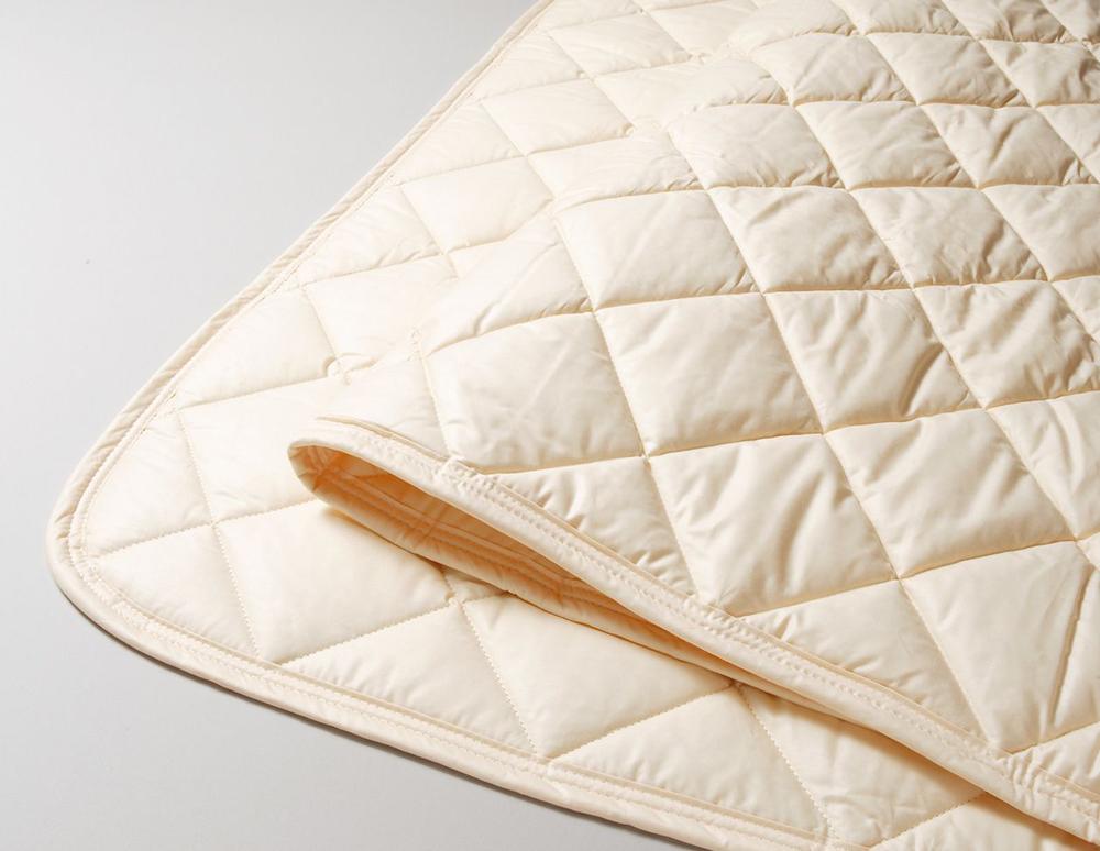 シーリーベッド ベッドパット トリピュアコットン ダブル TPウォッシャブルコットンパッド2 布団カバー 汗取りパッド 送料無料