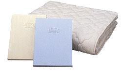 シモンズ プレミアムレストベッドパッド クイーン・ワイドダブル LG1501 ポリエステル綿 布団カバーセット ベッドパット+シーツ ベッドメーキングセット 寝装品 送料無料 simmons