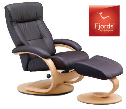 フィヨルド マニアーナCベースチェア オーナーズチェア 本革 1Pソファ パーソナルチェア リクライニング椅子 一人掛け シモンズベッド 送料無料 家具