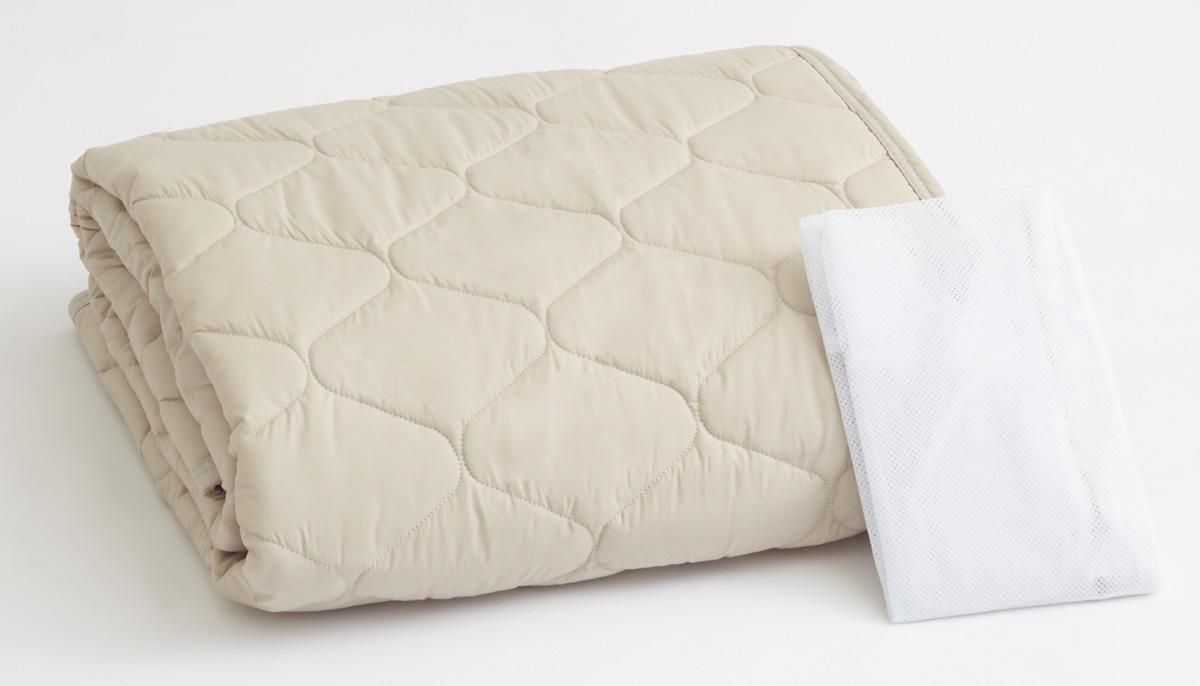 ドリームベッド PD-926 ウールパッド羊毛 クイーン2 163サイズ ウォッシャブルベッドパット寝装品 送料無料 日本製(広島製dreambed)