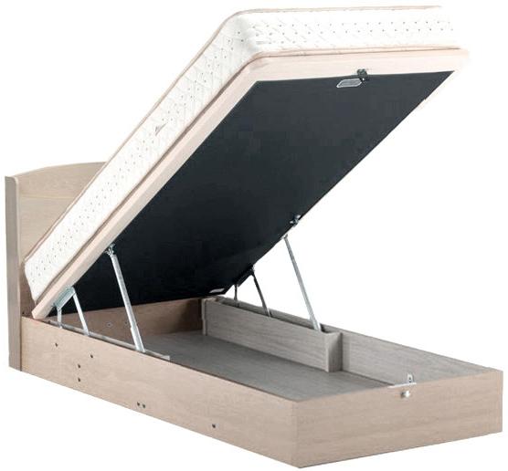 大人気 ドリームベッド フェミスティ2600 ダブル 照明 省スペース ベッド下収納・棚付き dreambed 照明・棚付き リフトアップ ガスハッチ 縦型収納 大収納 跳ね上げ式ガスダンパー 大量整理 省スペース 収納ボックス ベッド下収納 ホワイトオーク色 アンティークかわいい 日本製家具 マットレス付き, 振袖専科「みなほ」:c8859fb5 --- inglin-transporte.ch