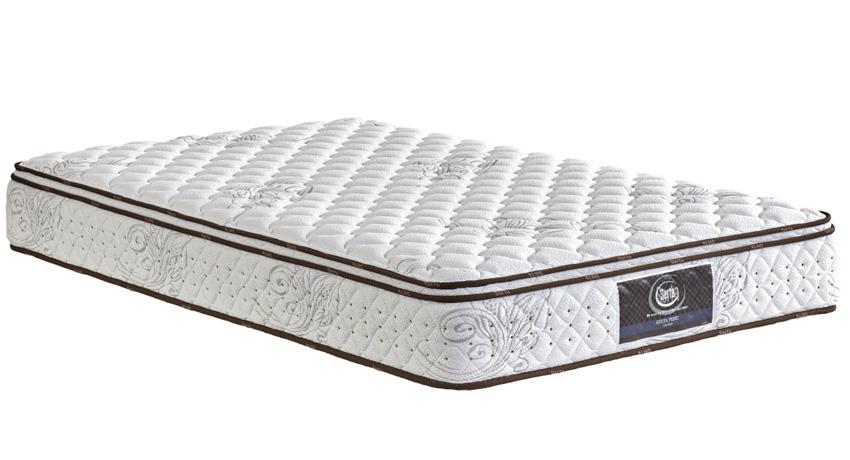 サータ ペディック67F1Nハード BOX-T ダブルマットレス 二層式 ボックストップ ピロートップ ミディアムハード ポケットコイル ドリームベッド正規販売店 日本製(広島製)送料無料