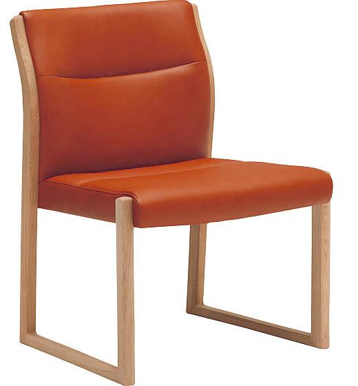 カリモクWU5305 食堂椅子 食卓椅子 ダイニングチェア 合成皮革・布張り 送料無料 日本製家具 正規取扱店 木製 単品・バラ売り
