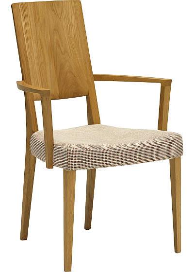 カリモク CU4500 CU4510 食堂椅子 食卓椅子 ダイニングチェア 合成皮革・布張り 選べるカラー 肘付椅子 送料無料 karimoku 日本製家具 正規取扱店 木製 ブナ 単品 バラ売り