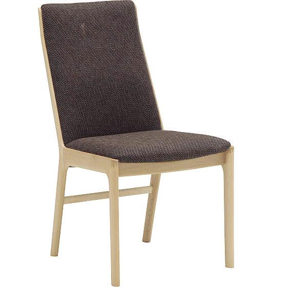 カリモク CU4135 食堂椅子 食卓椅子 ダイニングチェア 合成皮革・布張り 選べるカラー 送料無料 karimoku 日本製家具 正規取扱店 木製 単品 バラ売り