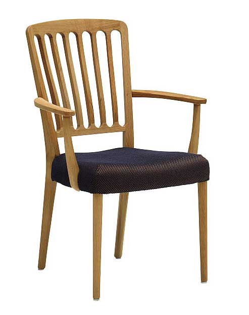 カリモク CU6500 CU6510 食堂椅子 食卓椅子 ダイニングチェア 肘掛椅子 合成皮革・布張り 選べるカラー 送料無料 karimoku 日本製家具 正規取扱店 木製 単品 バラ売り