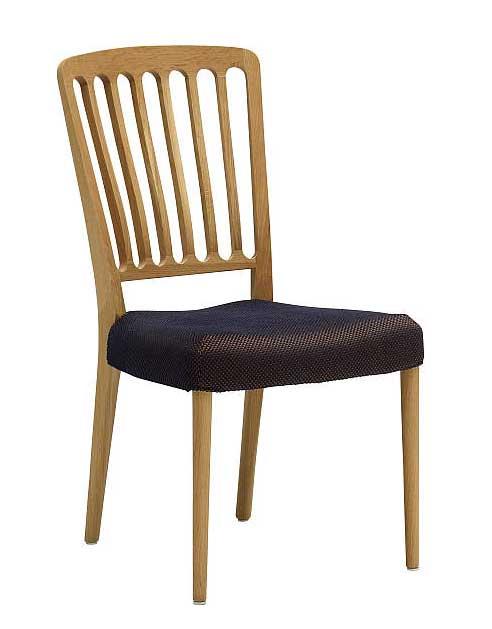 カリモクCU6505 CU6515 食堂椅子 食卓椅子 ダイニングチェア 肘無し椅子 合成皮革・布張り 送料無料 日本製家具 正規取扱店 木製 単品 バラ売り