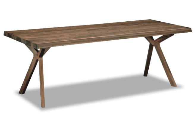 カリモク DW7000 200cmダイニングテーブル 食卓テーブル 配膳台 食事机 オーク材 送料無料 karimoku 日本製家具 正規取扱店 テーブルのみ