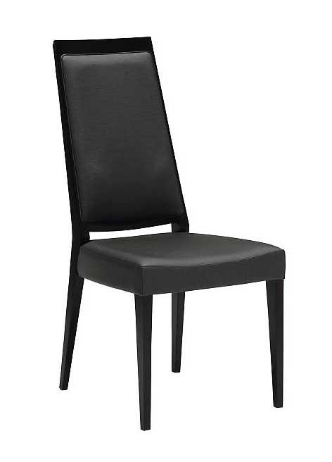 カリモク CA1905 ダイニングチェア 食卓椅子 合皮張り 選べるカラー シンプルモダン ハイバック 送料無料 karimoku 日本製家具 正規取扱店 木製 単品 バラ売り