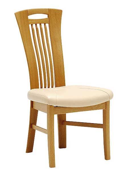 カリモク CD3425 食堂椅子 食卓椅子 ダイニングチェア 肘無し椅子 合成皮革張り 選べるカラー ハイバック karimoku 日本製家具 正規取扱店 木製 単品 バラ売り