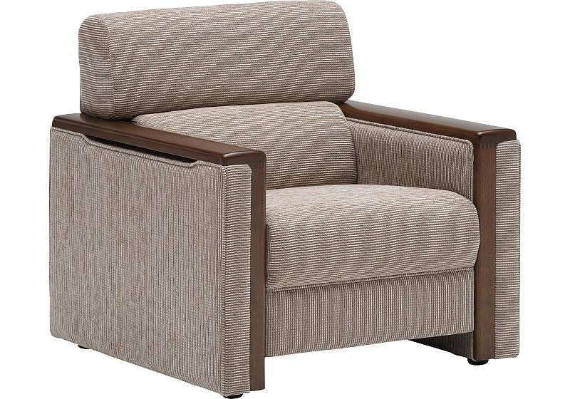 カリモク US5170AD 肘掛椅子1Pソファ ファブリック布張チェア 応接室ボックス ビンテージ風 レトロ 古風 コンパクト 送料無料 おすすめ おしゃれ 人気 karimoku 日本製家具 正規取扱店
