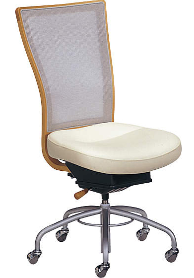 カリモク XT4100 肘付PCチェア デスクチェアー パソコン椅子 キャスター付き ロッキング式 アイアン コンパクト オフィスチェア 送料無料 karimoku 日本製家具 正規取扱店 おすすめ おしゃれ OAチェア ファブリック 布張り