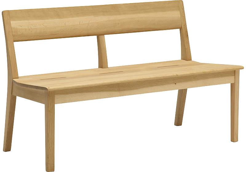 カリモクCU4742 120背もたれベンチ 木製二人掛け食堂椅子 食卓椅子 ダイニングチェア オーク・ナラ・楢 送料無料 日本製家具 正規取扱店 木製 単品 バラ売り