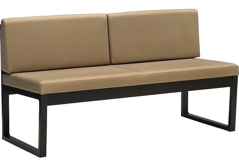 カリモクCA3903AW 130ベンチ 二人掛け食堂椅子 食卓椅子 ダイニングチェア 合成皮革・布張り・ファブリック ブナ 送料無料 日本製家具 正規取扱店 木製 単品 バラ売り