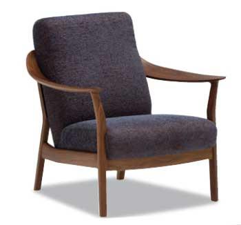 カリモク WW5700 WW5750モデル 1Pソファ 肘掛椅子 布張り 一人掛け パーソナルソファー ファブリック 本革張り おすすめ おしゃれ 人気 karimoku 日本製家具 正規取扱店