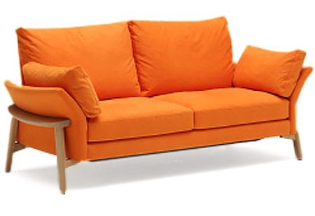 カリモク UW5203 3Pソファ W182サイズ 布張り 長椅子 トリプルソファー ファブリック おすすめ おしゃれ 人気 karimoku 日本製家具 正規取扱店