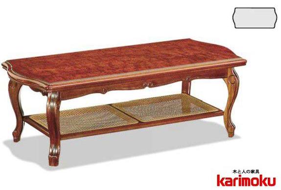 カリモク TP4050VQ 130サイズテーブル センターテーブル ソファーテーブル 机 ネオロマン 送料無料 karimoku 日本製家具 正規取扱店 木製