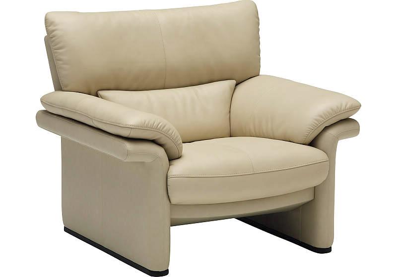 カリモク ZU3400 一人掛け肘掛椅子 1Pソファ 本革チェア パーソナルソファ クールスタイリッシュデザイン アーバンスタイル おすすめ おしゃれ 人気 karimoku ZU34モデル 日本製家具 正規取扱店