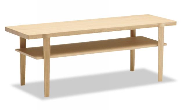 カリモク TU4360ME 長方形110サイズ センターテーブル ソファーテーブル 机 シンプル 送料無料 karimoku 日本製家具 正規取扱店 オーク材 木製ナラ