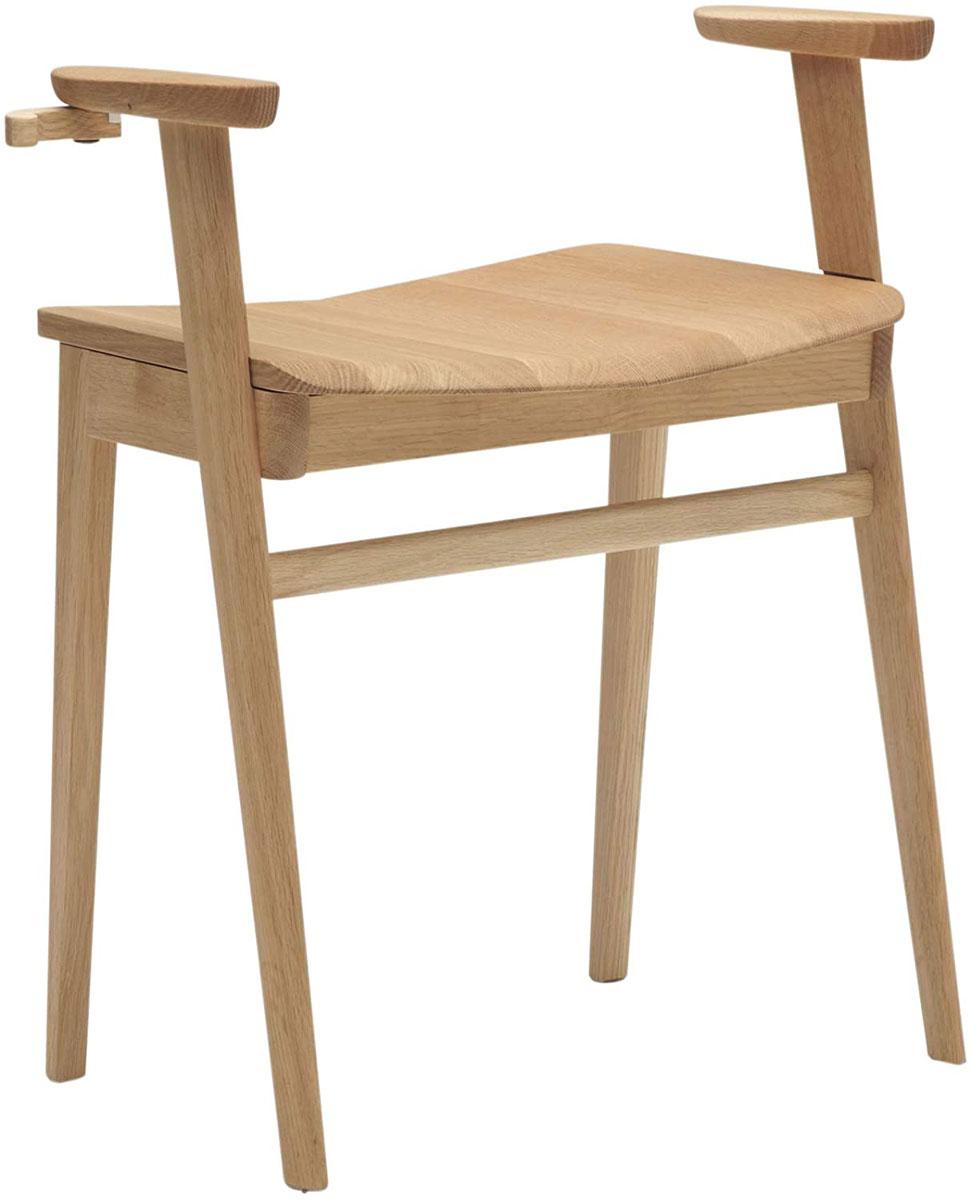 カリモク CU1117 スツール(ハイタイプ) 臨時椅子 玄関椅子 1人肘掛け木製椅子 ブーツや和服や小さいお子様の靴履き 送料無料 karimoku 日本製家具 正規取扱店