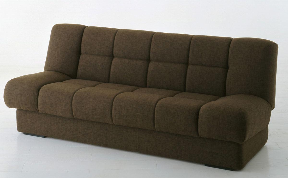 日本ベッド ファブリック デロスDEROS ソファベッド 三色対応 布 座下収納 送料無料