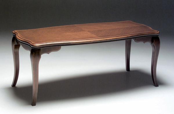 【KOBO】センターテーブル リビングテーブル アンティーククラシック カンティーニュ(松永工房)E-23姫系家具かわいいロマンティクプリンセス 木製 送料無料 日本製家具