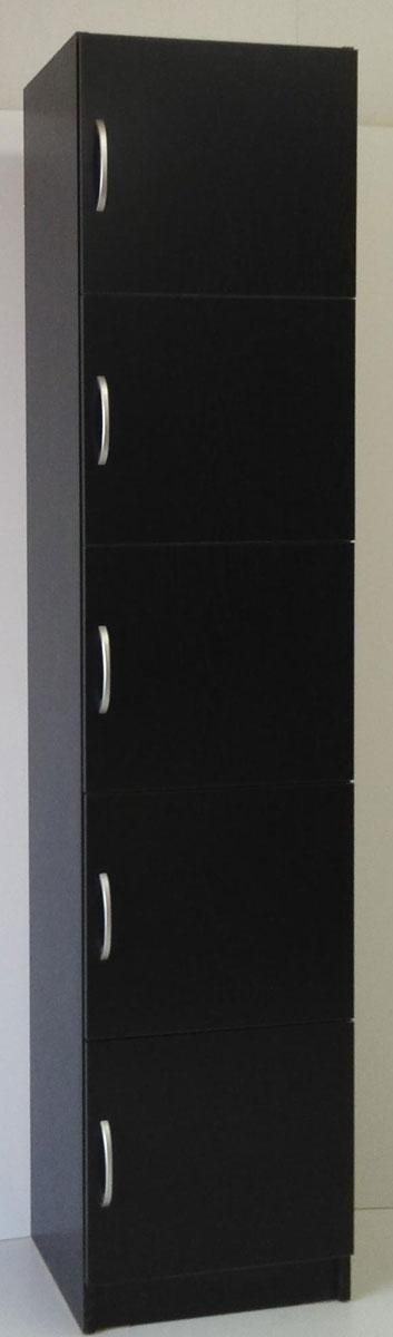 使い方いろいろストッカー 高品質 ポルタ ストッカー 食器棚 食品庫 すきま収納 書棚 キッチンキャビネット ブラック シューズボックス 三つ葉楽器 小型コンパクト収納 実物