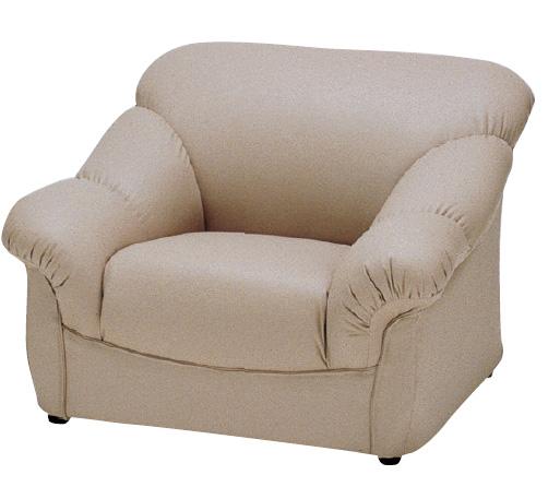 N-ボレロ 20色対応ソフトレザー 1Pチェアー パーソナルソファ 一人掛け椅子 送料無料 日本製 マルセ椅子
