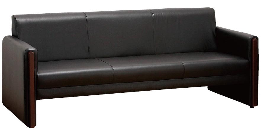ケント 20色対応ソフトレザー 3Pチェアー トリプルソファ 三人掛け椅子 送料無料 日本製 マルセ椅子