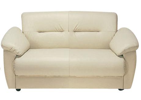 コリンズ 20色対応ソフトレザー 2Pチェアー ラブソファ 二人掛け椅子 送料無料 日本製 マルセ椅子