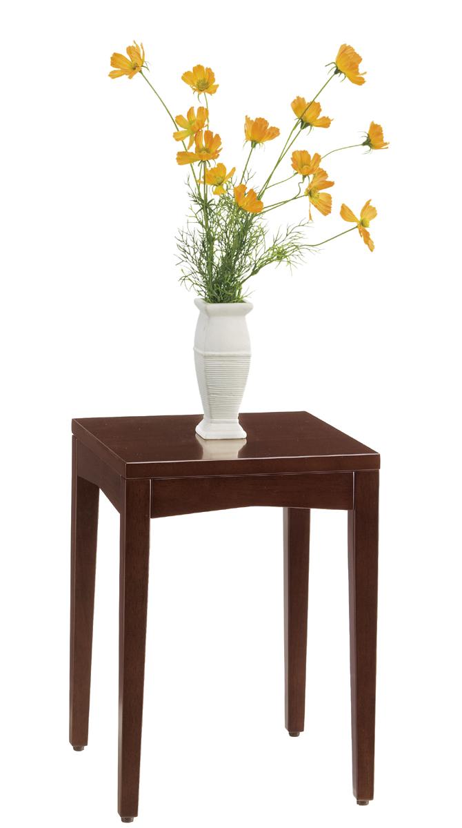 アケボノ シェルト0504 ロースタンド サイドテーブル シンプル コンパクト ブラウン 送料無料