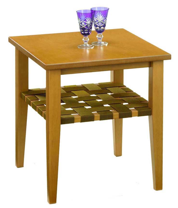 アケボノ レックス3151CD テーブル 机 シンプル コンパクト ナチュラル サイドテーブル ナイトテーブル 送料無料