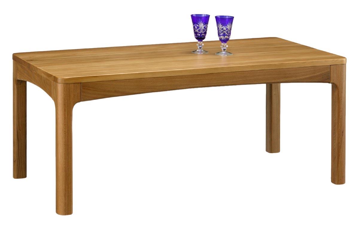 アケボノ ダンク1905 センターテーブル 机 シンプル リビングテーブル ナチュラル テーブル