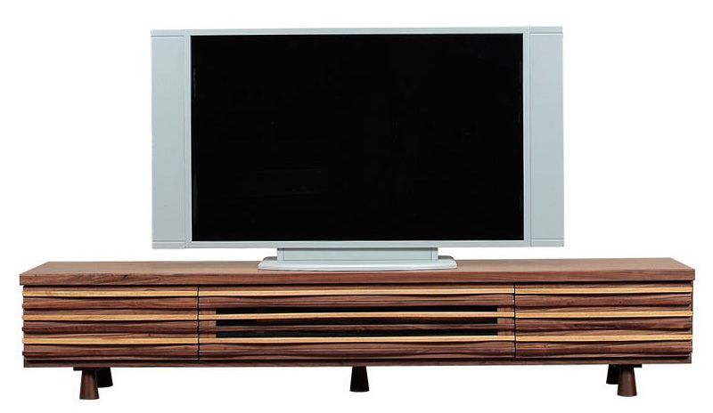 シャイン ナチュラル 200サイズテレビ台 ウォールナット・オーク材 天然木無垢 ロータイプ 自然素材 カントリーシンプル 送料無料 完成品 木製