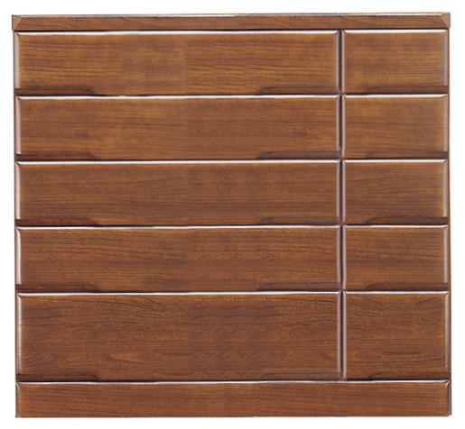 桐子40ミドルチェスト 120cm幅 桐タンス 押入れ 和風たんす 収納家具 木製 洋服収納 和室箪笥ドロアー日本製家具 送料無料